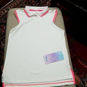 NWT ivivva Girls Tee-rrific Tank Size 14